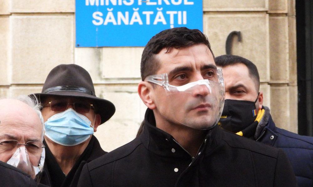 George Simion (AUR): Incidentul de la Matei Balș nu se mai poate repeta. Cerem construirea de noi spitale în timp record