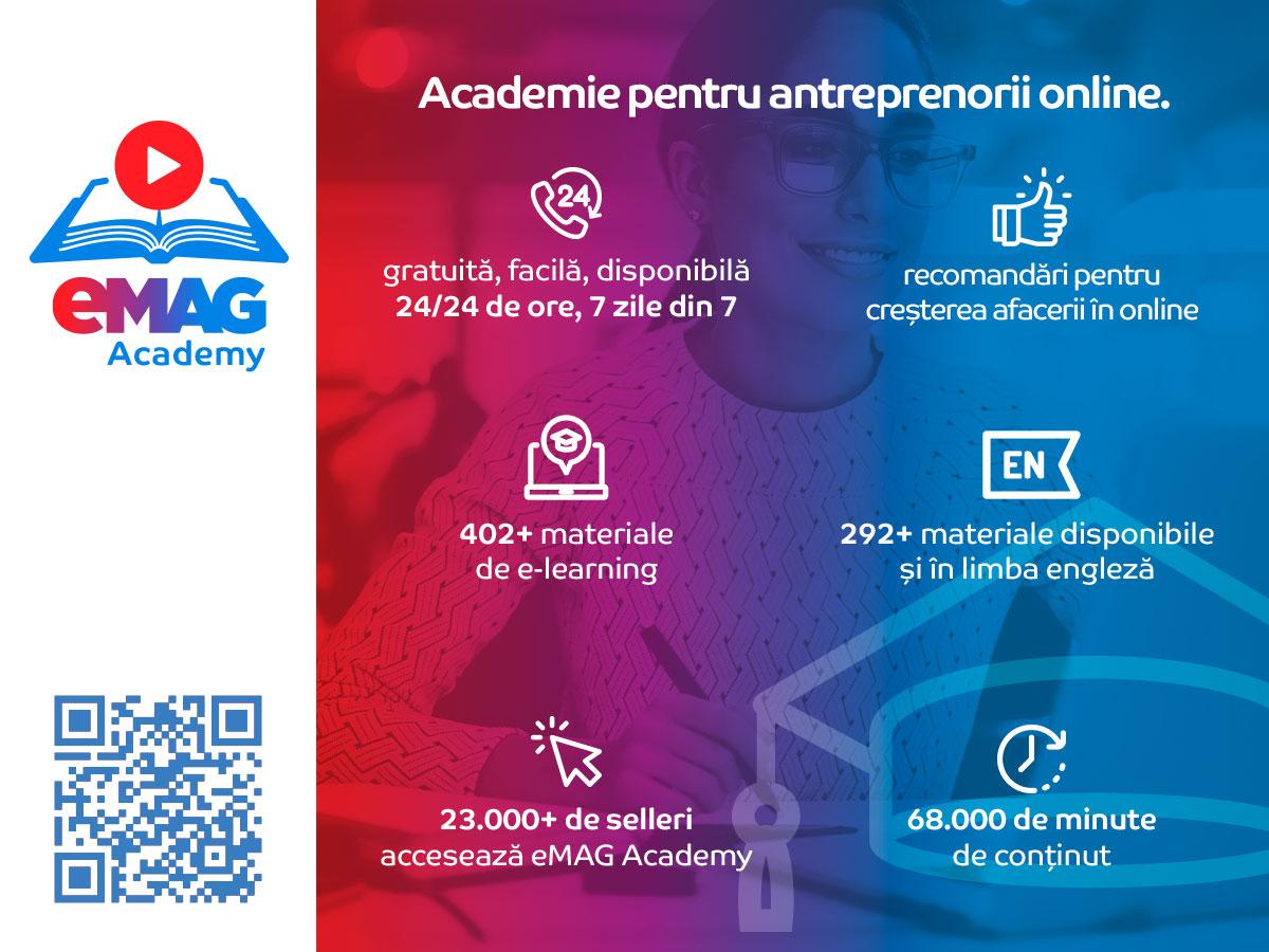 Învață ABC-ul comerțului electronic cu eMAG Academy (P)
