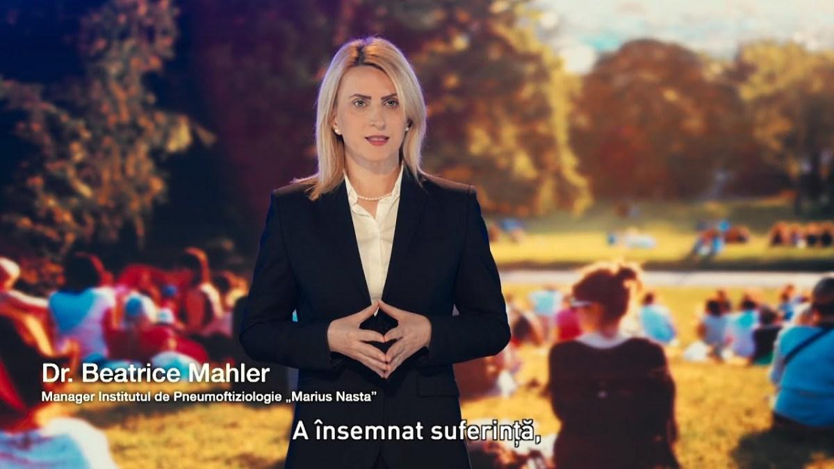 Beatrice Mahler răspunde acuzațiilor grave aduse de un pacient externat de la Marius Nasta: Am declanșat o anchetă și un audit intern
