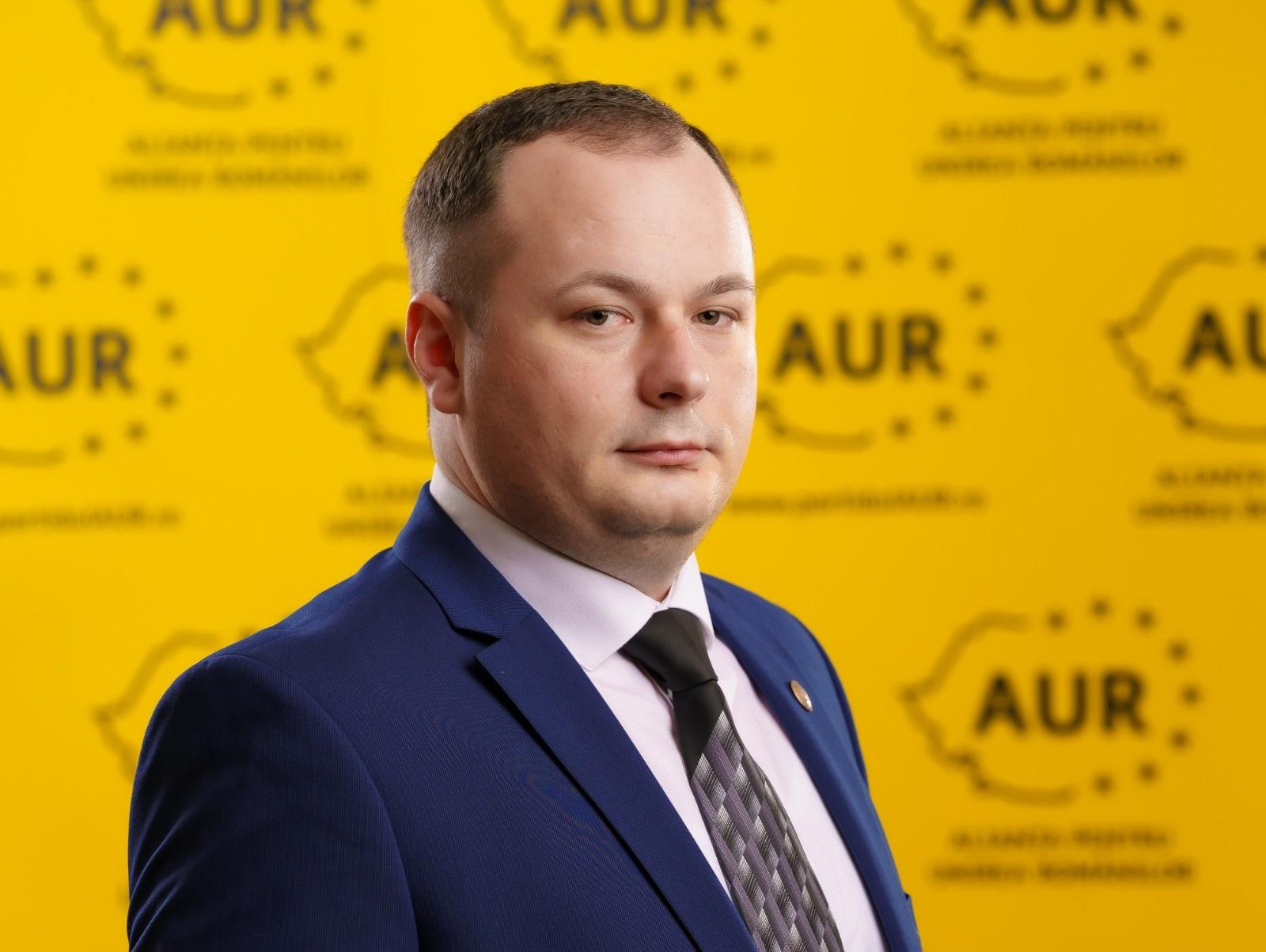 Vasile Nagy (AUR): Reabilitarea și modernizarea infrastructurii feroviare trebuie să devină o prioritate pentru statul român