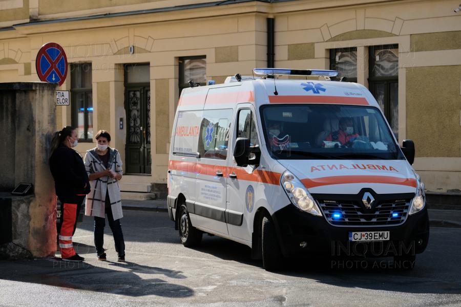 Cluj, printre județele cu cele mai multe decese COVID, deși are cea mai ridicată rată de vindecare din România