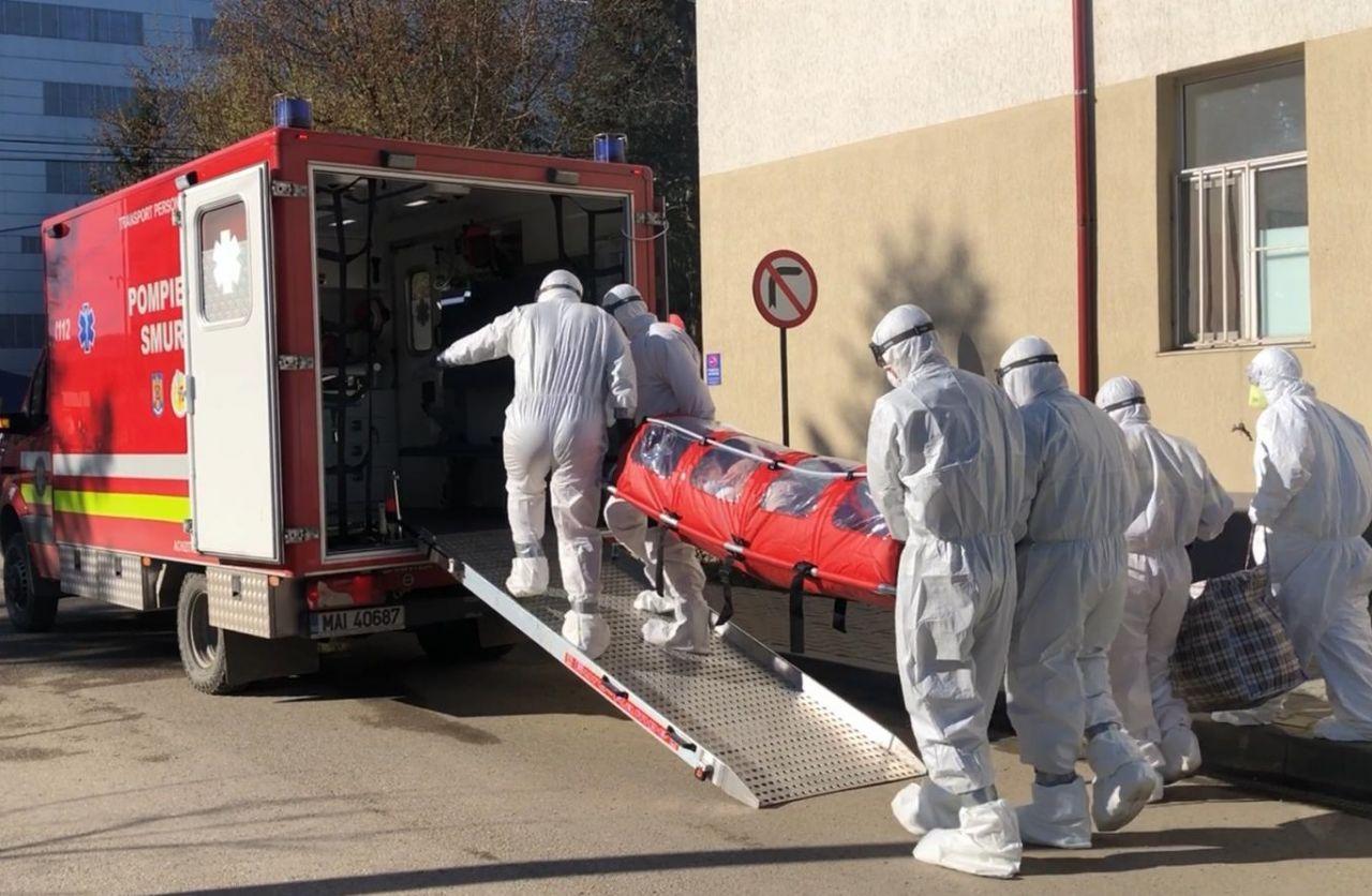 """Nimeni nu verifică metoda de raportare a deceselor COVID. Cîțu: """"Nu există grup de lucru în Ministerul Sănătății, dar vom face unul"""""""
