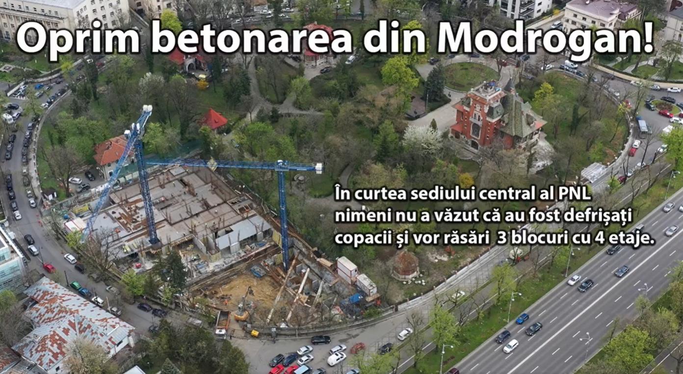 PROBLEME. Clotilde Armand: PNL construiește ilegal o clădire în curte. Tun imobiliar de milioane de euro blocat de USR. Autorizația va fi anulată