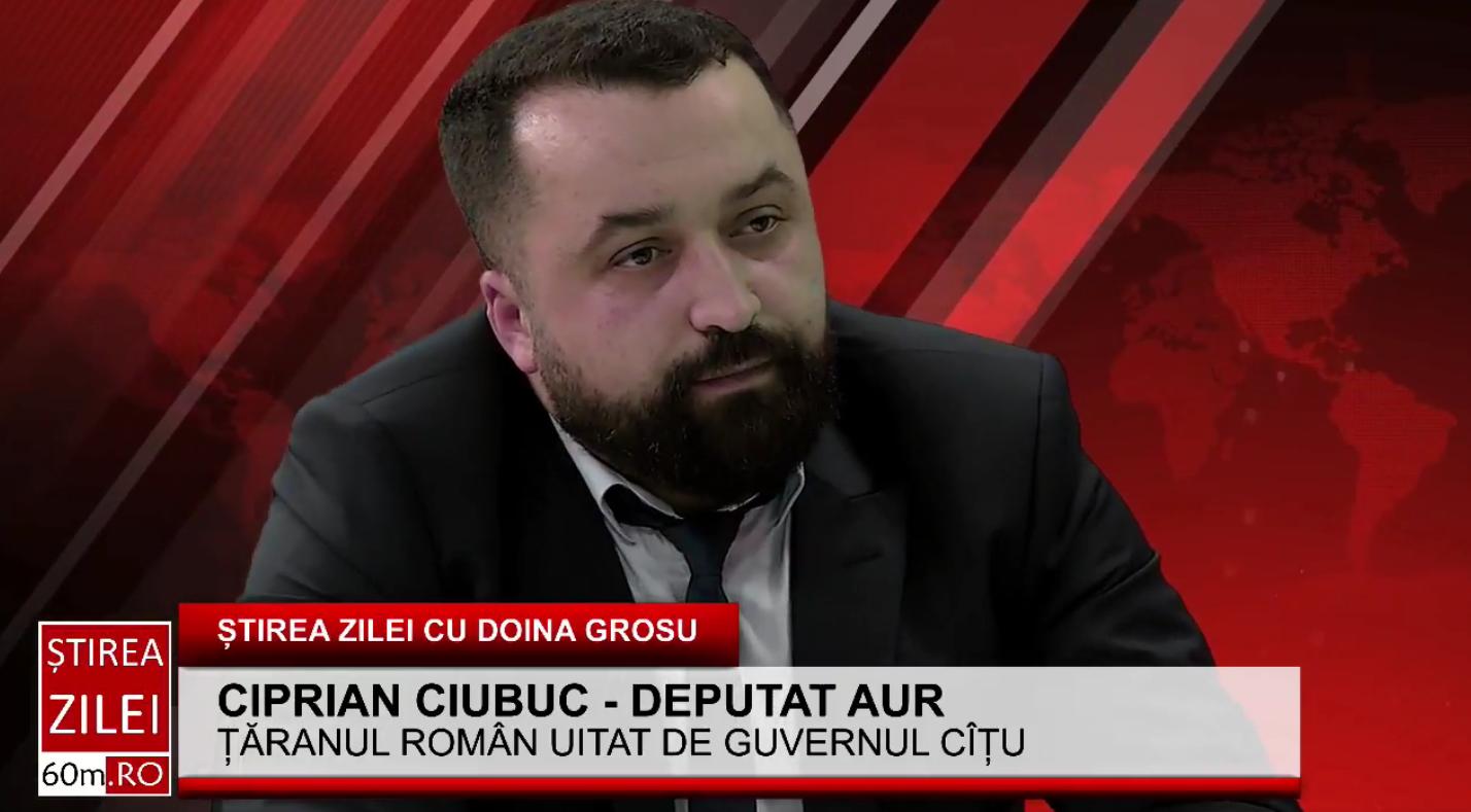Ciprian Ciubuc (AUR): O campanie de vaccinare nu trebuie să condiționeze pe nimeni. Restrângerea drepturilor și libertăților este specifică regimurilor totalitare
