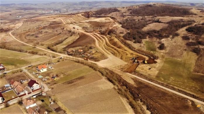 Autostrada Cluj-Sălaj, pe lista PNRR. Au fost propuse doar patru autostrăzi