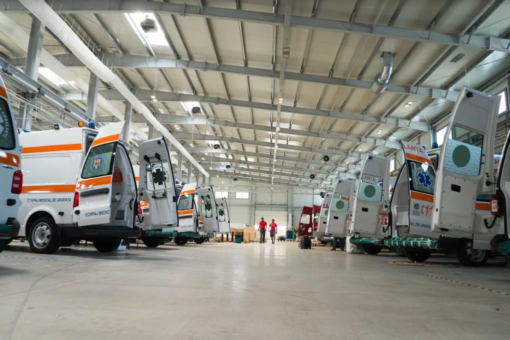 Cum a trecut cel mai important constructor român de ambulanțe prin pandemie? (P)