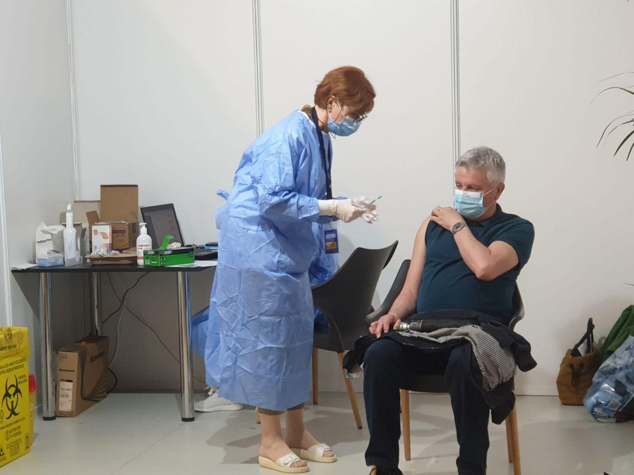 Campania de vaccinare, un eșec la nivel național! Doar 25% din populația eligibilă a fost imunizată