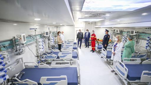 Spitalele din Cluj, reorganizate: mai puține paturi la ATI, dar mai multe paturi pentru pacienții non-COVID
