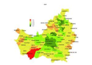 Cluj-Napoca și Feleacu, în primele 10 localități din România la rata de vaccinare