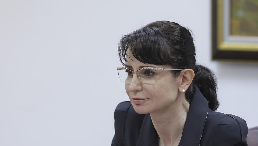 Este oficial: Giorgiana Hosu s-a pensionat la 49 de ani. Iohannis a semnat decretul