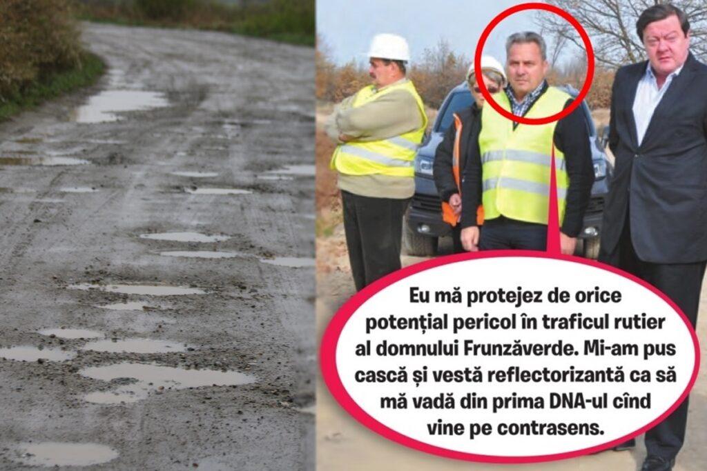 Help Trans, un Tel Drum de Caraș: Bani furați prin contracte SEAP pentru lucrări neefectuate
