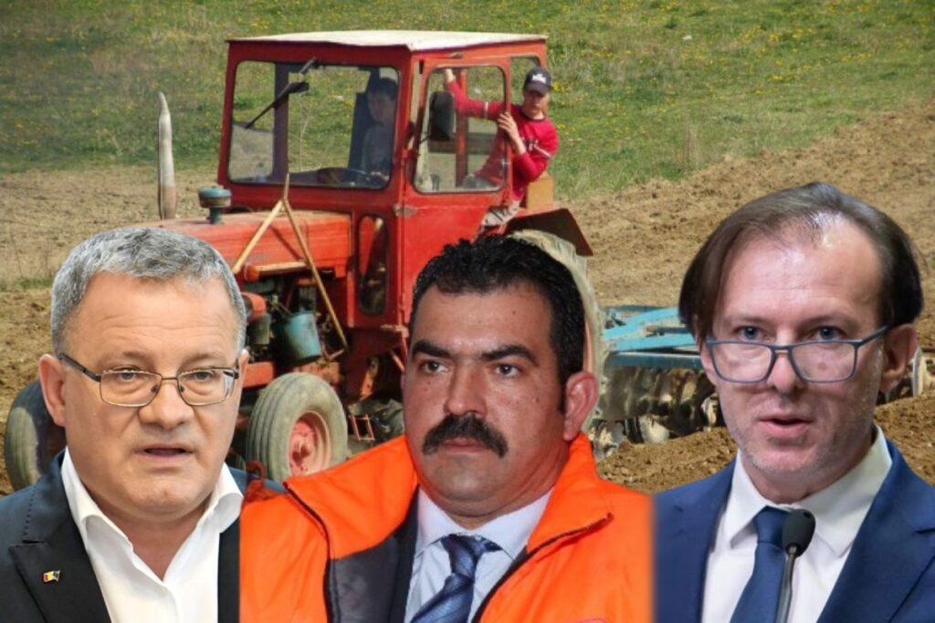 Oroș a detașat un 'tractorist' anchetat de DNA în postul de secretar general la ministerul Agriculturii. Ordinul aprobat de Cîțu