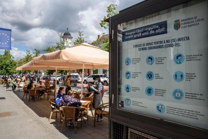 """Emil Boc: """"Restaurante și terase, deschise în Cluj-Napoca și dacă va fi scenariul roșu! Avem soluții"""""""