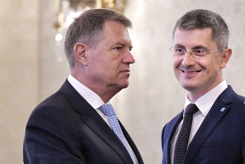 Iohannis: USR, niște demagogi! Cîțu, ținut în perfuzii încă o săptămână – 60m.ro