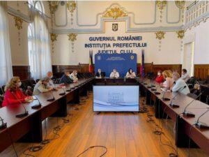 9 locuri noi la ATI în Cluj! Medicii vor fi transferați de la un spital la altul