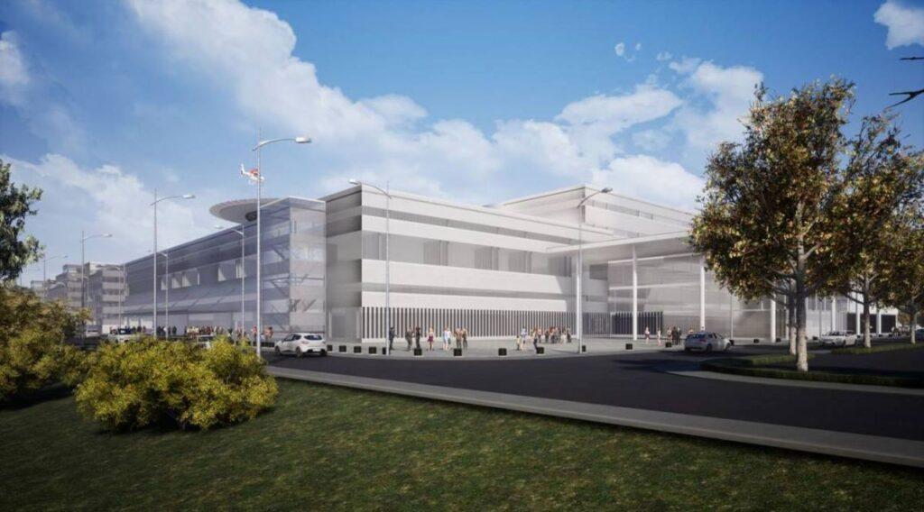 Peste 300 de milioane de euro, finanțare pentru Spitalul Regional Cluj de la BEI. Spitalul va fi funcțional în 2027